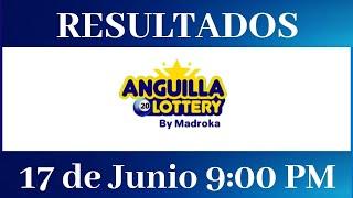 Lotería Anguilla 9:00 pm Resultados de hoy