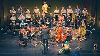 John Høybye: The Little Mermaid - SWR Vokalensemble, conducted by ZoltánPad