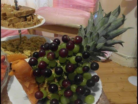 Gaye Holud Fruit Decoration Tomclip