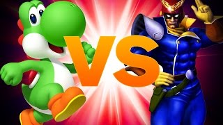 Super Smash Bros. Melee Day 1 - Vectorman vs. Jace - Evo 2014
