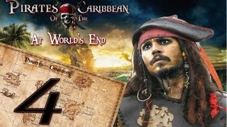Прохождение Pirates of the Caribbean: At World's End PC [#4]