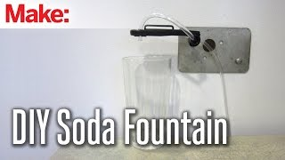 DIY Soda Fountain