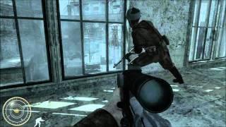 Call of Duty: World at War- Mission 4: Vendetta