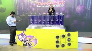 Sorteo Chispazo Clásico, Tris Clásico, Gana Gato y Melate Retro.