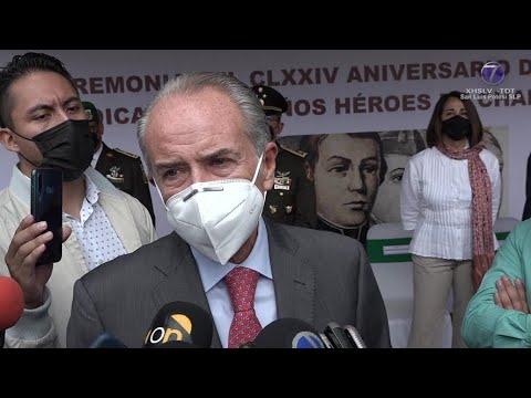 Carreras López exhorta a autoridades de SGS respetar restricciones sanitarias.