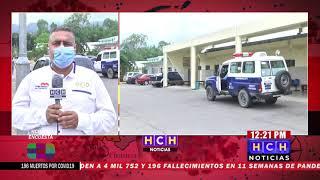 #Covid19 le arrebata la vida a policía preventivo asignado a La Ceiba