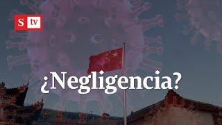 """China """"hizo poco"""" para investigar el origen del coronavirus, según documentos la OMS I Videos Semana"""