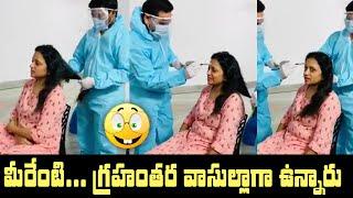 Why are you looking like aliens?: Suma Kanakala | మీరేంటి గ్రహాంతరి వాసులు లాగా ఉన్నారు - IGTELUGU