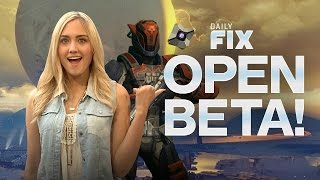 Destiny Beta For All & Comic-Con Update - IGN Daily Fix