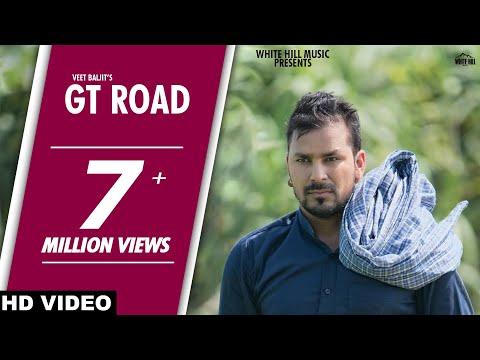 GT Road Lyrics - Veet Baljit