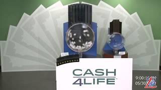 Sorteo del 30 de Mayo del 2020 (Cash4Life, Cash 4 Life, Cash Four Life, CashFourLife)