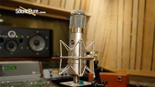 Warm Audio WA-47 Tube Condenser Microphone Quick n' Dirty