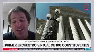 Director de plataforma virtual que reunió a constituyentes:
