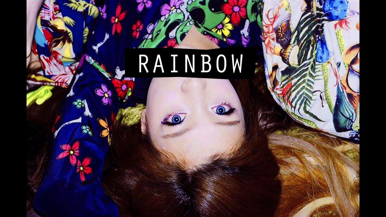 [KPop] f(x) Rainbow Fan MV (FLASHING WARNING)