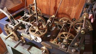 Almonte clock tower clock tour