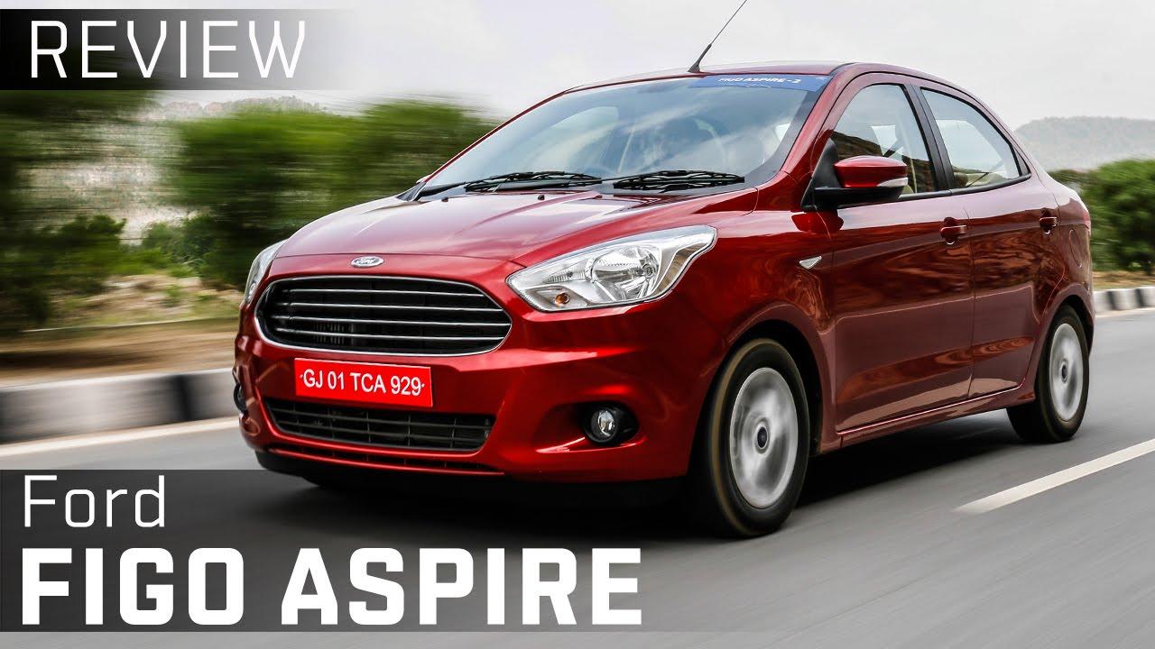 2015 Ford Figo Aspire :: Video Review :: ZigWheels