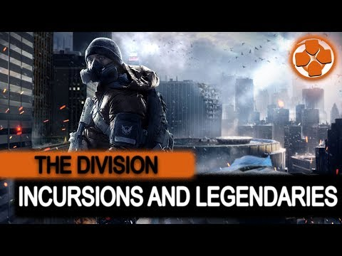 The Division 🔴 Late Night Grind | Incursions and Legendary Missions | PC Gameplay 1080p 60fps
