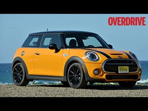 2014 Mini Cooper and Cooper S - First Drive Review