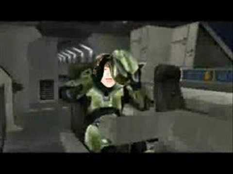 Halo 4 Master Chief S Real Face Reaches 1 000 000 Views
