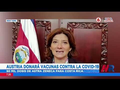 Presidente Carlos Alvarado finaliza gira internacional en EE.UU.