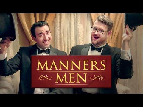 Manners Men   Trailer