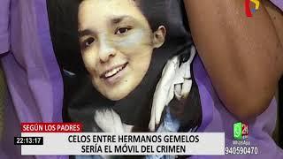 Andrea Aguirre y Kevin Villanueva escondieron los restos de Solsiret