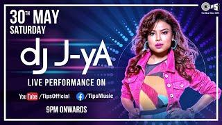 LIVE: DJ Jaya   Non Stop Bollywood Hits   Lockdown House Party Mix #StayHome #StaySafe - TIPSMUSIC