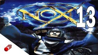 Nox Walkthrough Gameplay Warrior - Jail, Tower of Illusion   Part 13