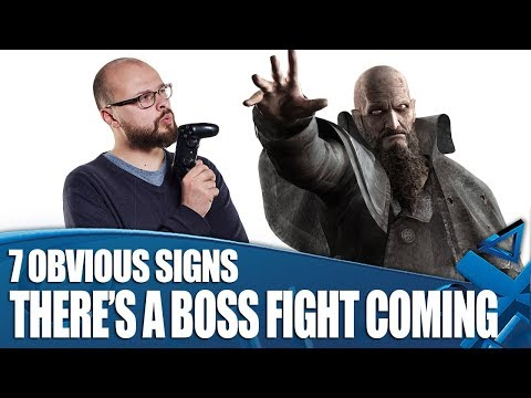 7 Obvious Signs There's A Boss Fight Coming