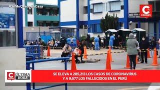 Coronavirus en Perú: 12 clínicas privadas aceptaron firmar contratos para atender pacientes