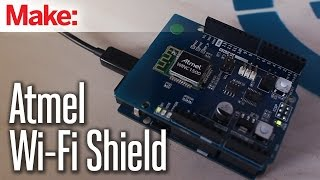 Atmel's New Wi-Fi Shield