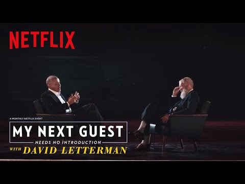 connectYoutube - Obama On Taking 30 Minutes to Put Together a Lamp | My Next Guest Needs No Introduction | Netflix