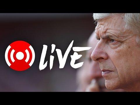 LIVE: Arsene Wenger Press Conference | Arsenal 4 -1 West Ham