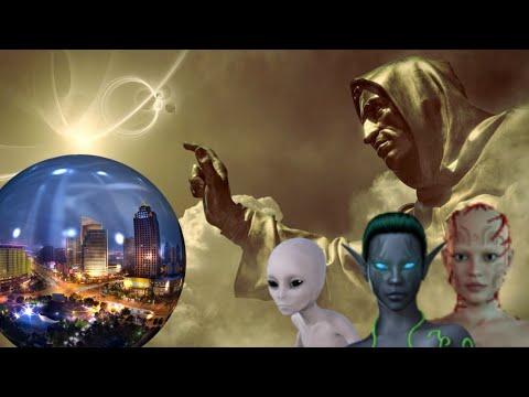 มนุษย์ต่างดาวสร้างเราจริงหรือ.