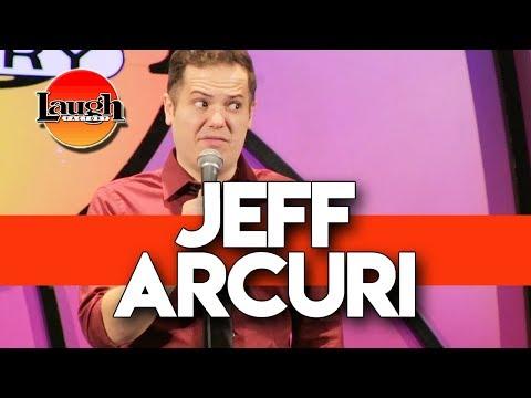 Jeff Arcuri   Godfather & Power Crystals   Stand Up Comedy