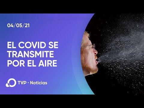 La OMS admite que el coronavirus se transmite por el aire