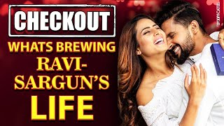 Something special is brewing in Ravi-Sargun's life I Special treat for their fans I TellyChakkar - TELLYCHAKKAR