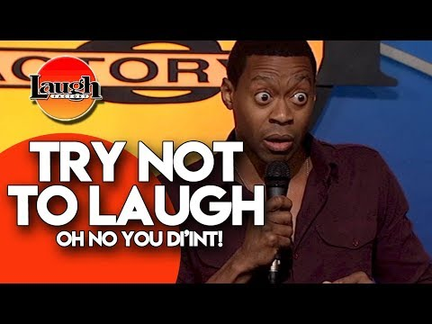 connectYoutube - Try Not To Laugh | Oh No You Di'int | Stand Up Comedy Laugh Factory