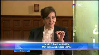 Pleno de la asamblea da trámite a juicio político contra ministra Romo