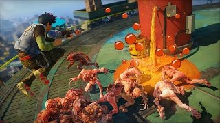 Sunset Overdrive Review Discussion Part 1