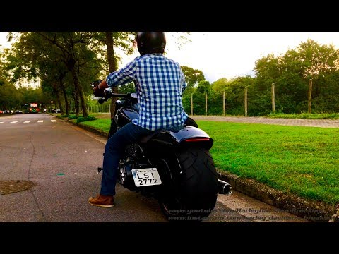 Download Youtube mp3 - Harley Davidson FXSB Softail Breakout