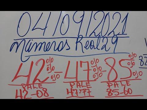 NUMEROS PARA HOY 04/09/2021 DE SEPTIEMBRE PARA TODAS LAS LOTERIAS