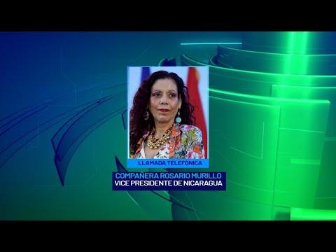 Comunicación Íntegra de la Compañera Rosario Murillo (11 de Junio de 2021)