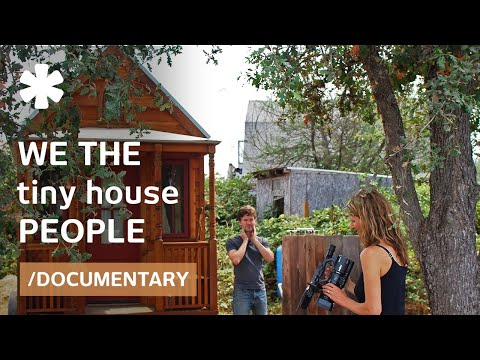 We The Tiny House People 2012 documentary movie play to watch stream online
