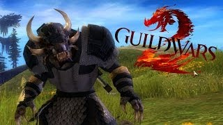 Guild Wars 2: Destroying the Dragon Crystal