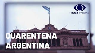 Buenos Aires terá quarentena rígida até 17 de julho