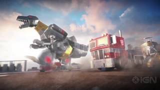 Transformers: Earth Wars Official Trailer