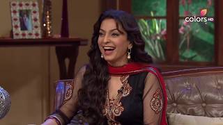 Comedy Nights with Kapil - Juhi's fiery comebacks! - COLORSTV