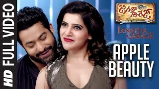 Apple Beauty Full Video Song