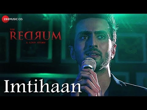 IMTIHAAN LYRICS - The Redrum: A Love Story | Vishvesh Moghia | Aagman Band Song